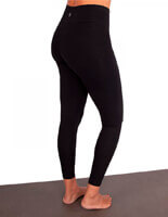 Yamadhi Crossed Waist Leggings