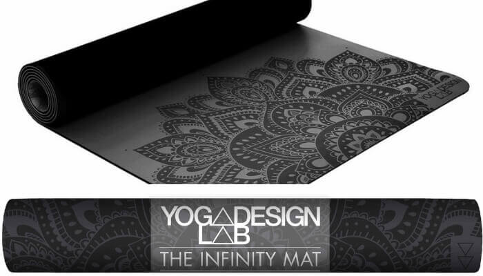 Infinity Yoga Mat by Yoga Design Lab