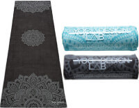 Hot Yoga Towel | Mandala | Yoga Design Lab