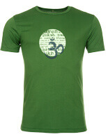 Bamboo Jersey Yoga T Shirt for men | Lokah | Fresh Green