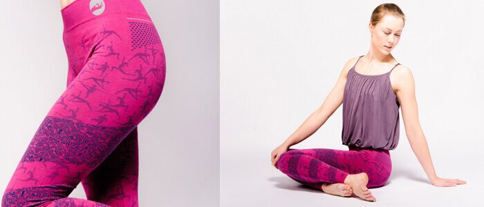 Ashtanga  Yoga Leggings | Yogamasti