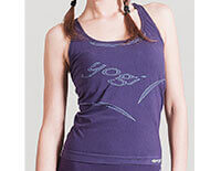 Seamless Yogi Yoga Top by Yogamasti