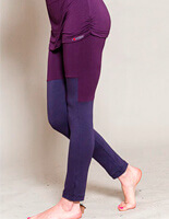 Yoga Leggings with Fitted Skirt | Yogamasti