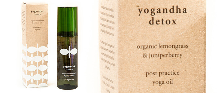 Yogandha Post Practice Yoga Oil | Detox