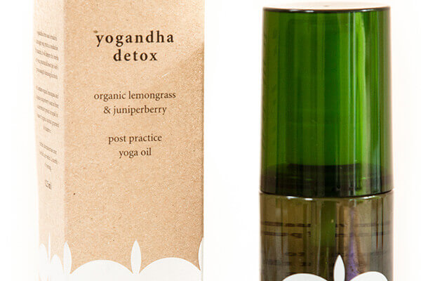 Yogandha Post Practice Yoga Oil | Detox #4